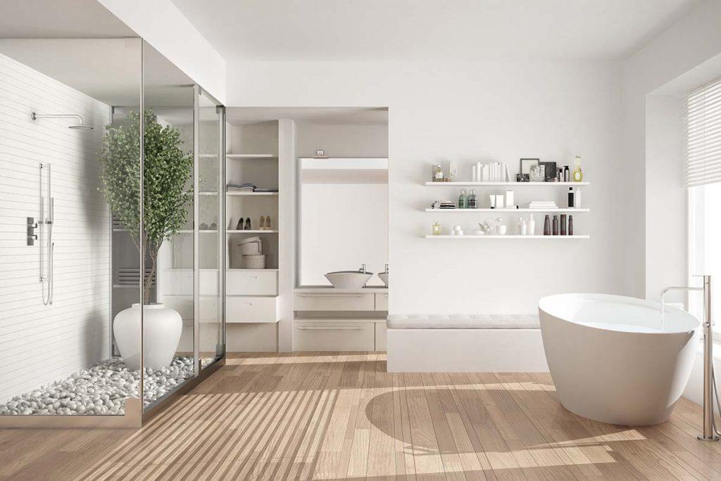Offerte badkamer